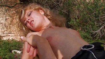 18-летний русский подросток вставил блондинке наташе